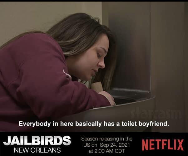 Netflix Jailbirds New Orleans Season 2