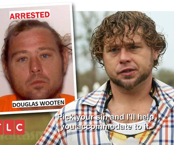 90 Day Fiance Before the 90 Days Angela Deem wedding planner DJ Doug Douglas Wooten arrested for murder