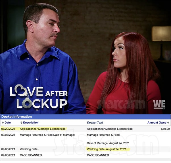 Life After Lockup Shawn and Sara married, Sara is pregnant REPORT